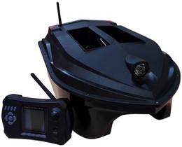 Remote Control Rc Boats UK - PDDHKK Intelligent Speedboat Rc Bait Boat Carp 300M Remote Control Fishing Tool GPS Location Fish Finder Ship Boat 1.5KG Load