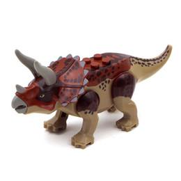$enCountryForm.capitalKeyWord UK - Hot 2019 Popular Kids Legoelieds Blocks Sets Toys Dinosaurs of Jurassic Park World Models & Building Toys