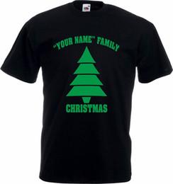 0bcda32d Custom Family Christmas T-Shirt -