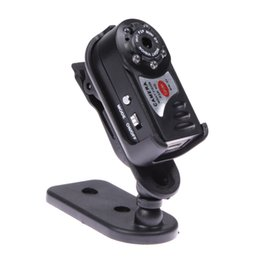 Discount mini wireless camera dvr - Q7 Mini Wifi DVR Wireless IP Camcorder Video Recorder Camera Infrared Night Vision Camera Loop recording Waterproof car