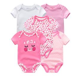 $enCountryForm.capitalKeyWord Australia - Kiddiezoom Brand Baby rompers girls kids Jumpsuit bebe infantil newborn clothing summer 2019 baby boys