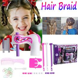 $enCountryForm.capitalKeyWord Australia - Electric Automatic Hair Braider Diy Stylish Braiding Hairstyle Tool Twist Braider Machine Hair Braid Weave Roller Twist For Girl SH190727