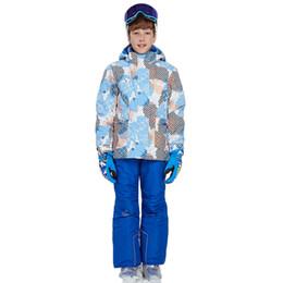 $enCountryForm.capitalKeyWord UK - Kids winter clothes Boy Ski Suit Waterproof Windproof Ski Jackets Pant Teens Kids Clothes Outdoor Warm Hood Sport Suit for Boys