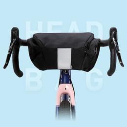 Pack Supplies Australia - Bike Handlebar Bag Bicycle Front Tube Pocket Shoulder Pack Riding Cycling Supplies Road Bike Mountain Front Bag