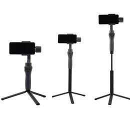 Dji holDer online shopping - New Tripod Extension Stick Rod Pole Monopod Extendable Holder Stabilizer For DJI OSMO Mobile DOM668