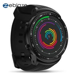 $enCountryForm.capitalKeyWord Australia - Zeblaze THOR Pro 3G GPS Smart Watch Android 5.1 1GB16GB Smartwatches Wifi BT Pedometer Heart Rate Smartwatch Nano SIM