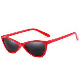 134c1b03f329f Fashion Women Sunglasses Brand Designer Retro Cat Eye Sun Glasses For Women  Vintage Female Shades Eyewear Gafas Oculos de sol