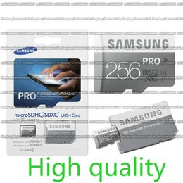 $enCountryForm.capitalKeyWord Australia - DHL shipping 8G 16GB 32GB 64GB 128GB 256GB Samsung PRO micro sd card Class10 Tablet PC TF card C10 memory card SDXC SDHC card 90MB S