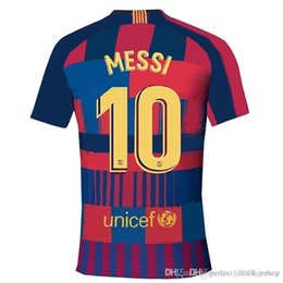 564baa4a7 messi 10 Barcelona Soccer Jersey 9 Suárez 8 Iniesta 11 Dembele 14 Coutinho  Youth Kids WOMEN man Kids Kits football