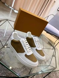 Crystal Clay online shopping - Designer Men s Flat Trainer Junior Spikes Orlato Shoes Sneaker Lace Up Crystal Real Leather Running Party Wedding Shoes gd190092707