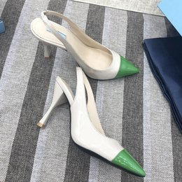 $enCountryForm.capitalKeyWord Australia - 2019 top quality design design dress new womens high heels Korean version of the Baotou hollow sexy highheeled sandals wild single with qs