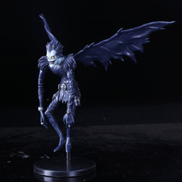 Anime deAth note online shopping - classical cartoon Anime Death Note Figure Toy Deathnote Ryuuku Model Doll Statue for Children