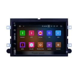 ford dash gps Australia - Android 9.0 DVD Car GPS Navi In Dash Radio System for 2005-2009 Ford Mustang with 3G WiFi Bluetooth Mirror Link support car dvd Rear Camera