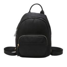 $enCountryForm.capitalKeyWord Australia - Hillsionly Unisex Backpacks Solid Laptop Retro Travel bags School Fashion Rucksack Bags summer women Backpacks bolsa feminina