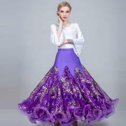 073b9a4a536d Flamenco Costumes Australia - standard skirt women ballroom dance skirts  flamenco dance tops flamenco skirt spanish