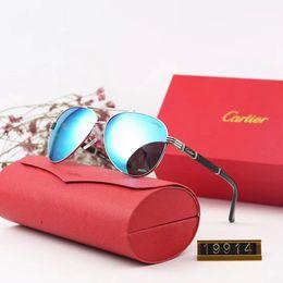 $enCountryForm.capitalKeyWord Australia - Brand Polarized Metal Men's Sunglasses Polaroid High Definition Polarized Lens Technology Foot Silk Vacuum Coating 19914_6 Colors with box
