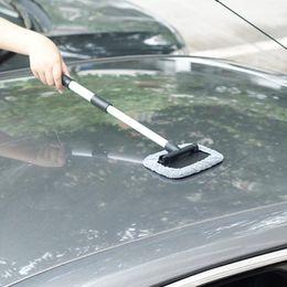 $enCountryForm.capitalKeyWord NZ - Car glass cleaning brush Retractable glass defogging brush Car wash wax tow dust sweeping ash cleaning