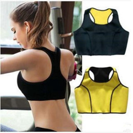 $enCountryForm.capitalKeyWord Australia - Women Skinny Fitness Half Vest Body Shaped Sports Vest Yoga Sports Sports Bra Body Shaper Tools R0471