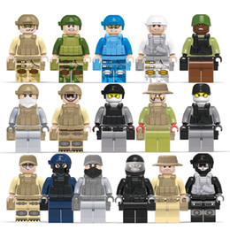 Toy miliTary ships online shopping - blocks toy military boy role game for kids birthday gift one set