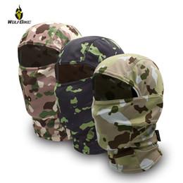 $enCountryForm.capitalKeyWord UK - WOLFBIKE Camouflage 3D Cycling Face Shield Mask Bike Bicycle Motorbike Helmet Scarf Caps Ski Balaclava Mask Summer