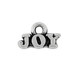 $enCountryForm.capitalKeyWord UK - lemegeton Fishhook Wholesale Retail Fashion New Design Newest 30pcs Jewelry promotional Custom letter shape design Joy pendant