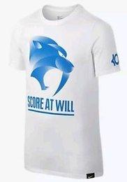 $enCountryForm.capitalKeyWord Australia - NWT Harajuku KD Score At Will Sabre-Tooth Mens DriFit Cotton T-Shirt 778460 SZ Small