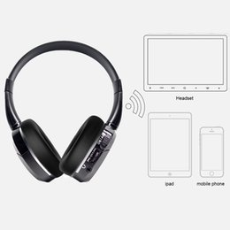 Wholesale Wireless Bluetooth headphone portable headset active noise reduction hifi stereo good sound quality for mobile game earphone car