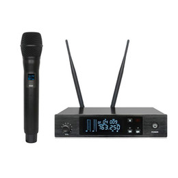 $enCountryForm.capitalKeyWord UK - QLXD24 True Diversity UHF PROFESSIONAL MICROPHONE WIRELESS SYSTEM Cordless Handheld Dual Antennas For Stage Performance