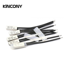 $enCountryForm.capitalKeyWord Australia - Kincony 250V 5A 15~150 Degree Bimetal Disc Temperature Sensor Smart Home Automation Control System DIY Module Controller