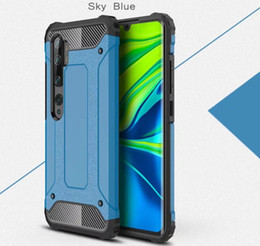 Wholesale hard case xiaomi for sale - Group buy Heavy Duty Shockproof Case For Redmi a a K20 Note T Pro Xiaomi CC9 CC9E Pro Hard PC TPU Durable Armor Defender Hybrid in Cover