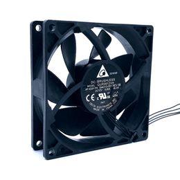 $enCountryForm.capitalKeyWord Australia - NEW DELTA QUR0912VH 9CM 92mm 92*92*25mm 12V 0.60A 4 lines pwm large air volume computer CPU radiator fan Mini water cooling fan