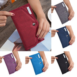 ticket wallets Australia - Travel Zipped Wallet Purse Multi Passport Boarding Pass Ticket Holder Document Holder Organiser