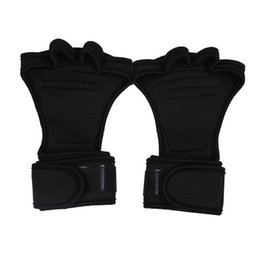 Gears wear online shopping - Outdoor Riding Sports Gloves Half Finger Bracers Rock Climbing Horizontal Bar Non slip Breathable Comfortable Wear Resistant