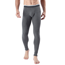 tight sleepwear 2019 - Men Tight Running Leggings Trouser Pants Fitness Sleepwear Homewear Mens Gym Bodybuilding Pants Skinny Leggins cheap tig