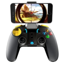 ipega controller joystick NZ - Happy Ipega Pg-9118 Smart Bluetooth Game Controller Gamepad Wireless Joystick Console Game With Telescopic Holder For Smart Tv  Phon
