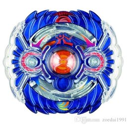 Metal Spin UK - 4D metal Beyblades burst Booster Funsion Metal fighting gyro With Launcher Classic Toys top Spinning Gift B-42 4 styles