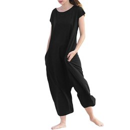 Women's Clothing Other Men's Clothing Buy Cheap Dungarees Jumpsuits Overall Women Men Harem Pants Baggy Pants Boho Hippie Style Comfortable Feel