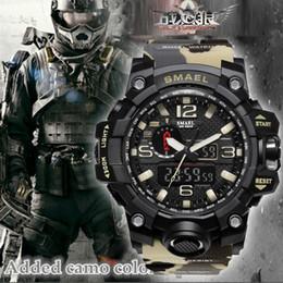 $enCountryForm.capitalKeyWord Australia - Top Luxury Brand Smael Men Sports Watches Men's Camouflage Khaki Quartz Clock Man Army Military Wrist Watch Relogio Masculino Y19052201