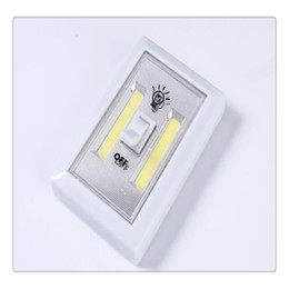 $enCountryForm.capitalKeyWord Australia - Battery Operated COB LED Wall Switch Lights Emergency Kids Night Light Indoor Outdoor Home Lighting Lamp