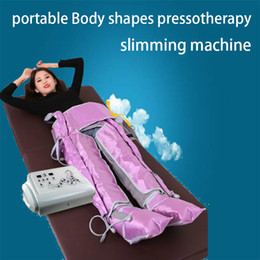 Air Pressure Slimming Suit Australia - 2 0 1 9 air pressure body massage slimming pressotherapy lymphatic drainage suit instrument fisioterapia presoterapia pressotherapy