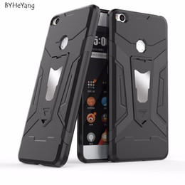$enCountryForm.capitalKeyWord NZ - armor BYHeYang For Xiaomi Mi Max 2 Xiaomi Max 2 Cover Car Magnetic Phone Holder Anti-knock Armor Back Case For