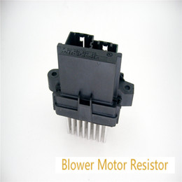 Discount blower motors - New HVAC Blower Motor Resistor Control Module use OE 15141283 , 13503201 , F011500017 for gmc hummer