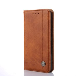 $enCountryForm.capitalKeyWord UK - High Quality Cell Phone Case For iPhone 6 6S 7 8 Plus TPU Holder Wallet Leather Case for iPhone X XS XR XS Max Cover