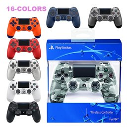 Ps4 controllers original online shopping - OEM Original Quality PS3 PS4 Wireless Controller For Sony PlayStation PlayStation Game System Controllers Gamepad