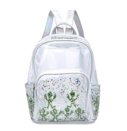 $enCountryForm.capitalKeyWord Australia - Kawaii Clothing Ufo Harajuku Ropa Aliens Backpack Bag Mochila Laser Transparent