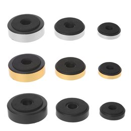 amplifier speakers NZ - Portable Audio & Video Speaker Accessories 12Pcs Shock Absorption Damping For Audio Stereo Speakers Amplifier Feet Pad