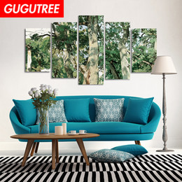$enCountryForm.capitalKeyWord Australia - Decorate home 3D forest cartoon art wall sticker decoration Decals mural painting Removable Decor Wallpaper G-2439