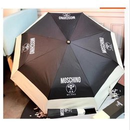 special umbrella NZ - Drop shipping Special Umbrella Women 3 -Fold UV Shade Protection Sunny And Rainy Adults Umbrella