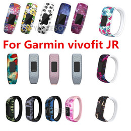 garmin smart band 2019 - Cheaper Replacement Wrist Straps Band For Garmin vivofit JR Watch Silicon Strap Clasp For Garmin vivofit JR Watches watc