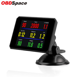 $enCountryForm.capitalKeyWord NZ - OBDSPACE P16 HUD OBD2 On-board Computer Smart Head Up Display Speedometer Oil Temperature Fuel Consumption OBDII Diagnostic Tool